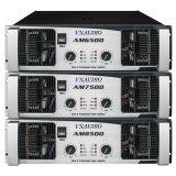 3u 2*750W, amplificador de potencia profesional (AM6500)