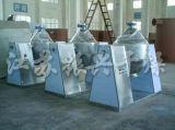 Secador giratório do vácuo do cone dobro para o material com sensibilidade do calor