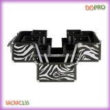 Tellersegment-Verfassungs-Serien-Installationssatz-Kasten des Zebra-Muster-acht ausdehnbarer (SACMC135)