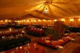 tenda Mixed dell'alto picco del blocco per grafici dell'alluminio di 9X21m per gli eventi della festa nuziale