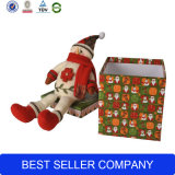 최신 판매에 의하여 인쇄되는 서류상 마분지 포장 상자 크리스마스 선물 상자