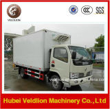 DFAC 4X2 Small Refrigerated Van Truck