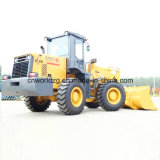 構築Equipment、セリウムとのWheel Loader 3ton