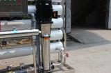 Arriba eficiente de ósmosis inversa de agua salada purificador de desalinización para 10tph Beber
