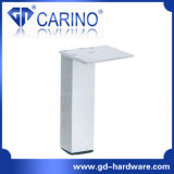 의자와 소파 다리 (J083)를 위한 알루미늄 소파 다리