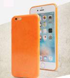 Caja ultrafina del teléfono celular del mármol TPU para los accesorios del iPhone (XSDD-047)
