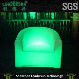 Aufenthaltsraum-Sofa des Stab-Beleuchtung-Rattan-Stuhl-LED (LDX-S12)