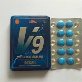 V9 het Mannelijke Seksuele Product van de Versterker van de Pillen van het Geslacht van de Stimulans