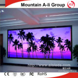 Farbenreiches flexibles Bildschirmanzeige-Innenpanel LED-P7.62