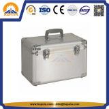 Grande caso di trasporto d'argento di alluminio dello strumento della cassetta portautensili con la maniglia