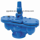 BS5163 Resilient Seat Non-Rising Stem Gate Valve con Epoxy Coating