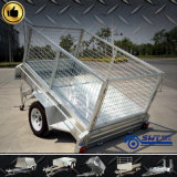 Doos Trailer van Single Axle (swt-64-l)