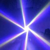 6PCS 15W RGBW 4 in 1 LED-Minibienen-Augen-beweglichem Hauptlicht