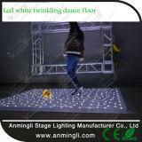 LED-Stern-funkelnder Fußboden