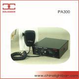 Reeks van de Sirene van het voertuig de Elektronische (PA300)