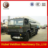 Camion-citerne aspirateur d'essence de Dongfeng 6X6 /15m3 (type de désert)