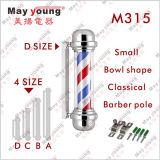 M315 Guangzhou Fabrik-dünne Form-Beleuchtung Pole