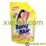 Bolsa del canalón para el detergente de lavadero