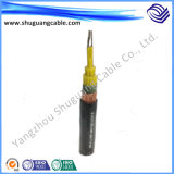Cable resistente al fuego de /PVC/Screened/Armored/Control