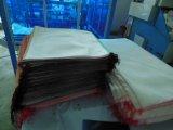 Máquina de coser automática de la caja de la almohadilla con la pista de Juki