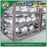 Qualitäts-Haushalts-Aluminiumfolie-Großrolle