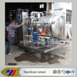 Horizontaler Dampf-Heizungs-Autoklav-Sterilisator