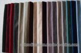 Tela del terciopelo 100%/del terciopelo del poliester de la alta calidad para el sofá/la cortina