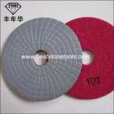 Bd-1 Brazed Diamond Polishing Pad (80-125mm)