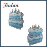 Geburtstag-Feiertags-Entwurf passen Firmenzeichen-billig personifizierten unregelmäßig Papierbeutel an