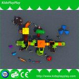 Apparatuur van de Speelplaats van de Fabrikant van China de Professionele Plastic Openlucht voor Kinderen (KP13-131)