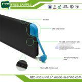 Teléfono inalámbrico cargador inalámbrico banco de la energía del cargador