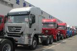 커서 엔진을%s 가진 Sih Genlyon M100 380HP 트랙터 트럭