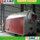 Carvão horizontal chinês/caldeira de vapor despedida madeira para a fábrica da mobília