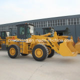 10ton Weight를 가진 Zl30 Wheel Loader