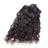 Cabelo humano peruano Wave16inches natural do Virgin