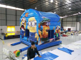 2016 SpitzenSale Inflatable Minions Theme Bouncer Castle für Kids