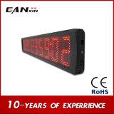 [Ganxin] pulso de disparo Semi-Ao ar livre do diodo emissor de luz de 5 Digitas da grande tela da polegada