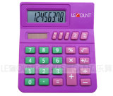 Students 및 Promotion/Gifts (LC289)를 위한 8개의 손가락 Small Size School Desktop Calculator
