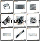 Алюминиевая решетка воздуха решетки клети яичка