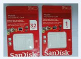선물 가득 차있는 SD 메모리 카드 품질 보증 16g