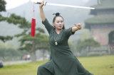 Tai van het Vlas van de Vrouwen van het taoïsme de Toevallige Sportieve Comfortabele Ontspannen Robes van de Chi