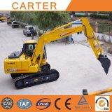 Heiße Sales CT150 (15T) Multifunction Hydraulic Schwer-Aufgabe Crawler Backhoe Excavator