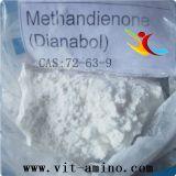 Norme de Dianabol Bp80 de stéroïdes de culturisme de Methandrostenolone