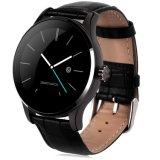 Relógio esperto impermeável de Bluetooth do telefone do relógio de IP68 K88h