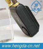 Fechamento de combinação Yh9207 Multi-Function com o fechamento contra-roubo do alarme do cabo de aço