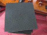P6 cor cheia ao ar livre Digitas que anunciam a tela de indicador do diodo emissor de luz