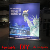 Portable modulare personalizzato Lightbox di Frameless LED