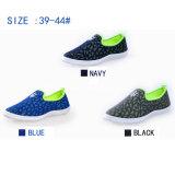Último recibo de los hombres populares de la inyección Zapatos ocasionales de los deportes (HB160624-10)