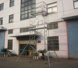 안전한 세륨 SGS 훈장을%s 승인되는 강철 비계 탑