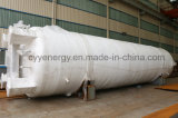 Baixo Pressure Industrial Lox Lin Lar Lco2 Tank com ASME GB